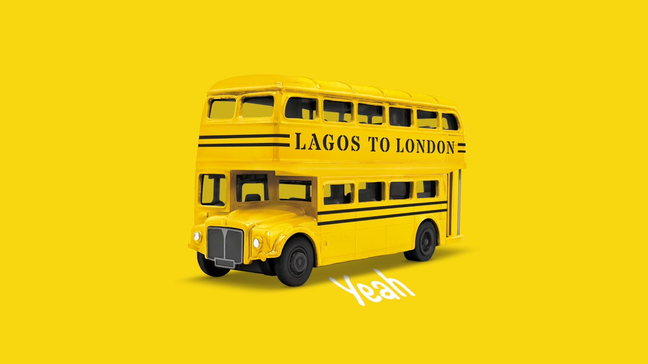 Download Mr Eazi - This is the song that was playing in the background of the Lagos to London skit
