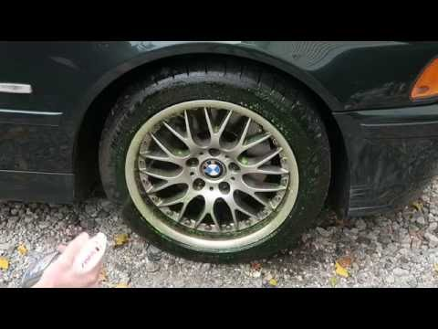 Sonax Full Effect Wheel Cleaner BMW Review Brake Dust