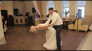 Свадебный танец бачата Анастасии и Заура