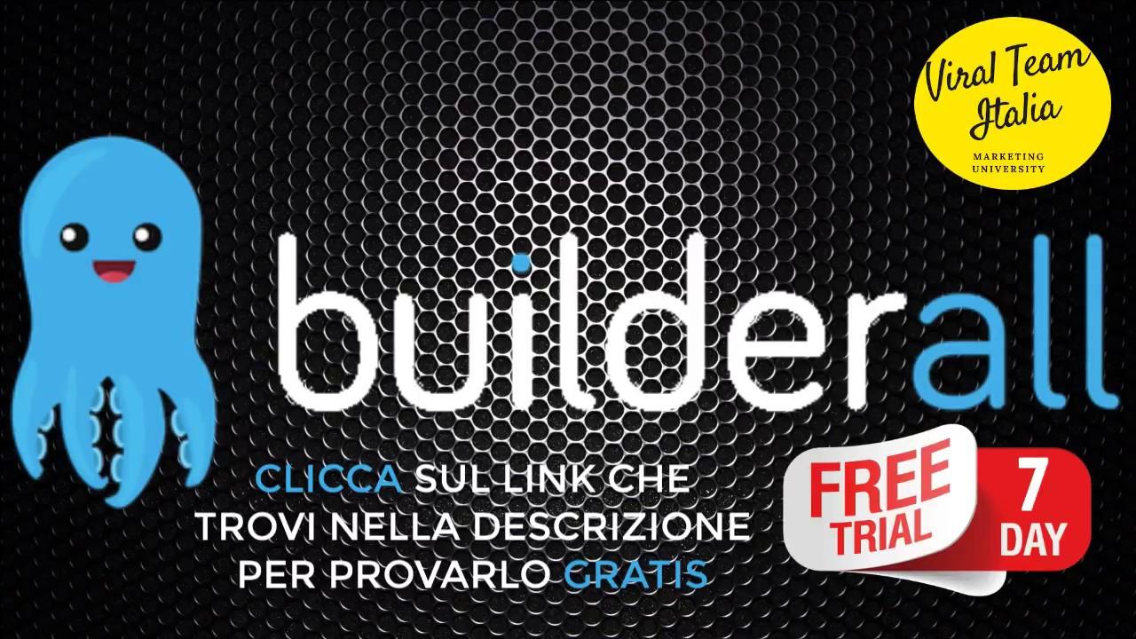 PROMO BUILDERALL IN ITALIANO