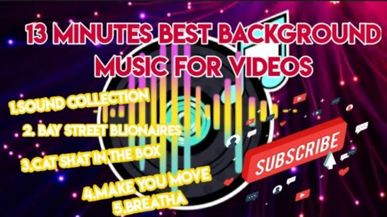 Download 13 MINUTES BEST BACKGROUND MUSIC FOR VIDEOS#backgroundmusicforvideos#joyvarietyvlogs