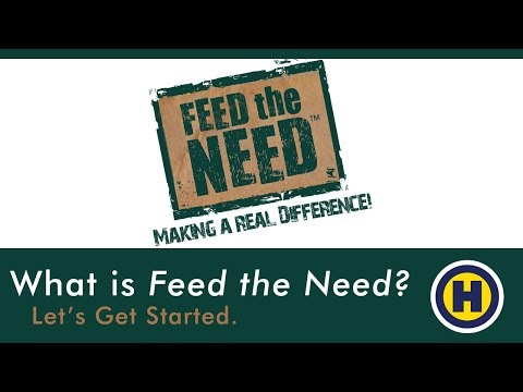 Feed the Need at Harrisburg Academy: Let's Get Started! - Jan. 26, 2018