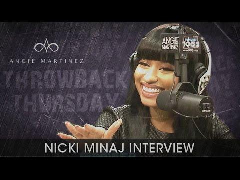 Nicki Minaj Opens Up on  Exes, Beyonce, Drake + More  PT 1  Aired: 12-17-15