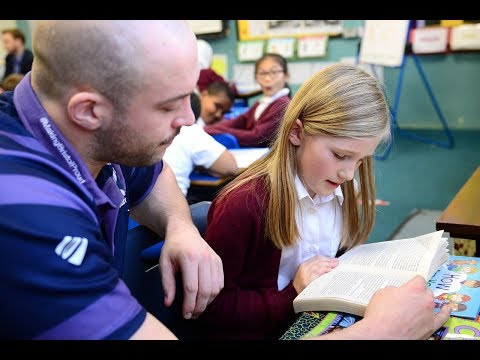 Community: Bristol Rugby teams up with businesses to help youngsters improve literacy