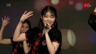 JKT48 Heavy Rotation (Zee Center) & Kokoro No Placard (Fiony Center)