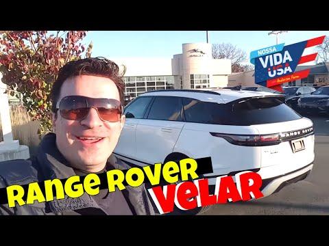 PERFEITA VELAR  -  Range Rover Velar Preço nos EUA