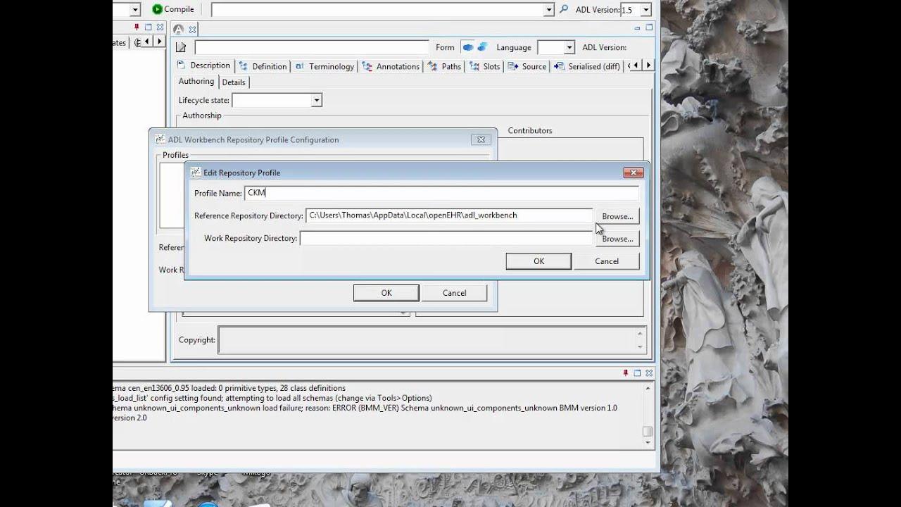 ADL Workbench (AWB) User Guide