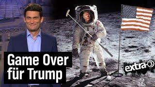 Donald Trumps letzte Tage als US-Präsident