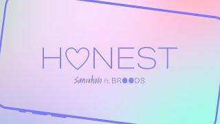 Download lagu San Holo ft. Broods - Honest [Official Lyric Video]