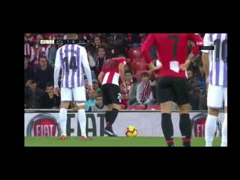 Jugadas a balón parado: Penalti Aduriz
