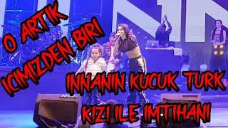 INNA'nın Küçük Türk Kızıyla İmtihanı Video
