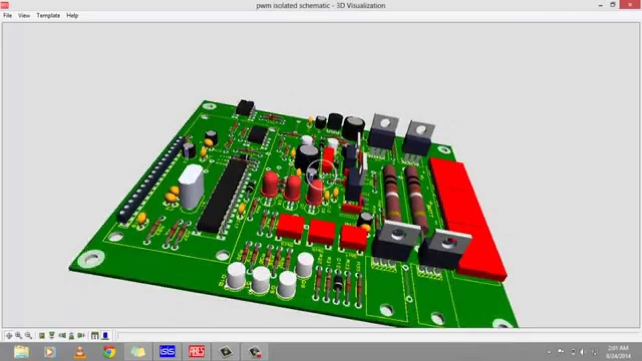 hight resolution of smart solar charge controller using pwm and microcontroller