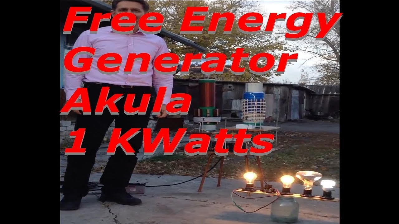 Free Energy Generator Akula 1 Kwatt Selfrunning Device Prime Genset Pr6500cl 5000watt Youtube Premium