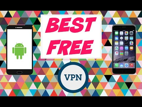 Best FREE Unlimited Android/iPhone VPN 2016