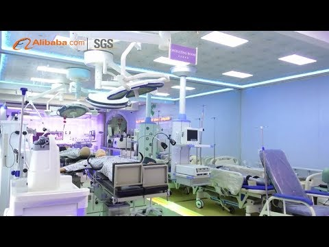 Yueshen Medical Equipment Company Introduction Video China - Yuesen Med - YSENMED