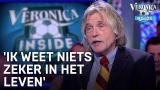 Toto-voorspelling: 'Ik weet niets zeker in het leven'   VERONICA INSIDE Video