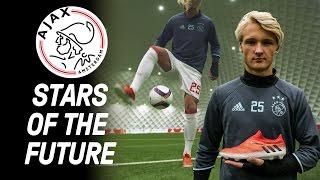 Ajax Stars of The Future ft Kasper Dolberg - Europa Nights #NeverFollow