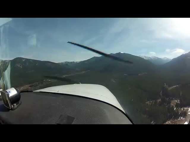 Schafer Meadows Airstrip Montana 8U2 10 7 2012