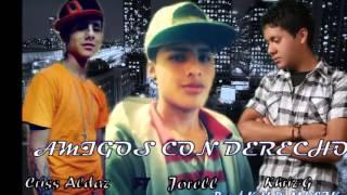 Video Criss Aldaz Ft Khriz G,Jorell - Amigos Con Derecho [★Reggaeton 2013 - 2014★] (Prod. By. KHR Musik) download MP3, 3GP, MP4, WEBM, AVI, FLV Juni 2018
