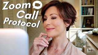 Tips From a TV Pro - Look and Sound Your Best On Zoom! | Dominique Sachse
