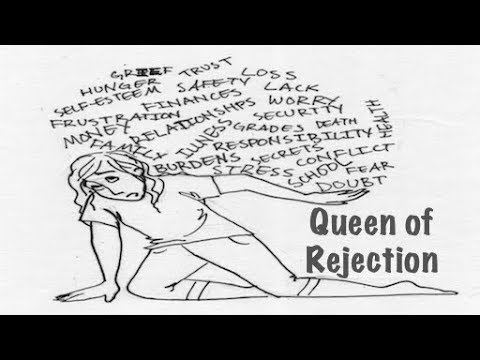 Queen of Rejection 110317: If You Only Knew How Much Father Loves You!