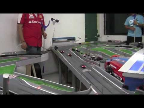 PORSCHE GT3 Final Digital Slot Racing