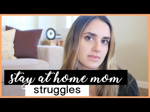 Being a Stay At Home Mom is Not What I Thought.