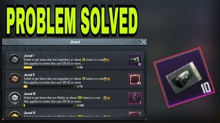 PUBG MOBILE - HOW TO COMPLETE JINXED ACHIEVEMENT FULL INFORMATION
