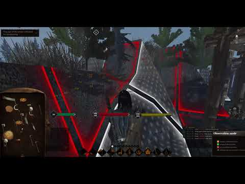 @LifeisFeudal  #MMO  -- Setting&Burrying Traps 101 - Freeport way