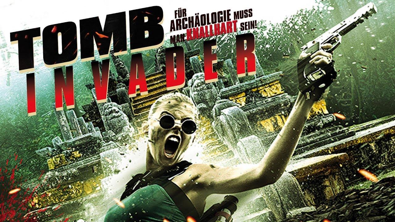 Tomb Invader Trailer