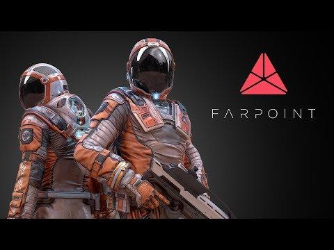 PSVR - Farpoint #1