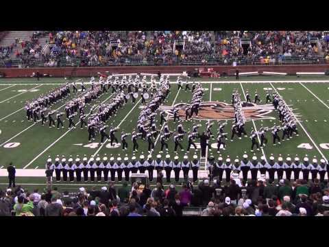Ohio University Marching 110 - Safe and Sound - Capital Cities