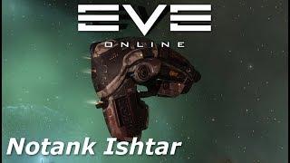 EVE Online - Ishtar exploration test