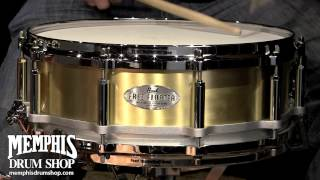 Pearl 14 x 5 Task-Specific Free Floating Brass Snare Drum