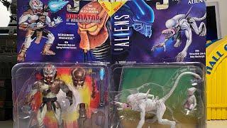 Neca Berserker Predator & Aliens Neomorph Alien