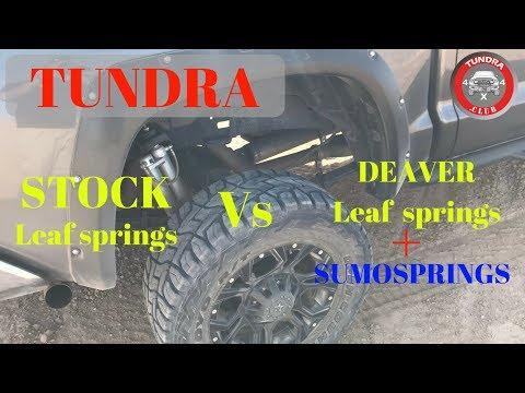 Stock rear suspension vs aftermarket