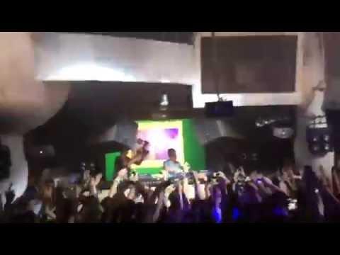 DJ Dash Berlin in Singapore Nightclub ZOUK 19th Sept 2014 A Sky Fall of Stars   Coldplay