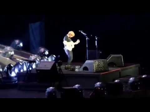 Ed Sheeran [7 Full Songs] @ Rose Bowl, Pasadena, CA, USA [Part 1]