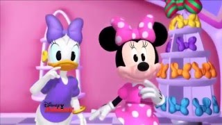 Minnie Mouse Bowtique New Episodes | Mickey Mouse Clubhouse Disney Junior Full Episodes English