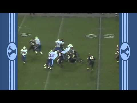 1991-Ty Detmer Passes for 599 Yards