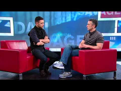 Dan Savage Interview on George Stroumboulopoulos Tonight