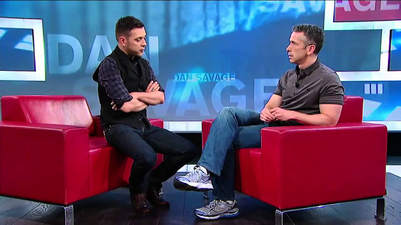 Dan savage interview