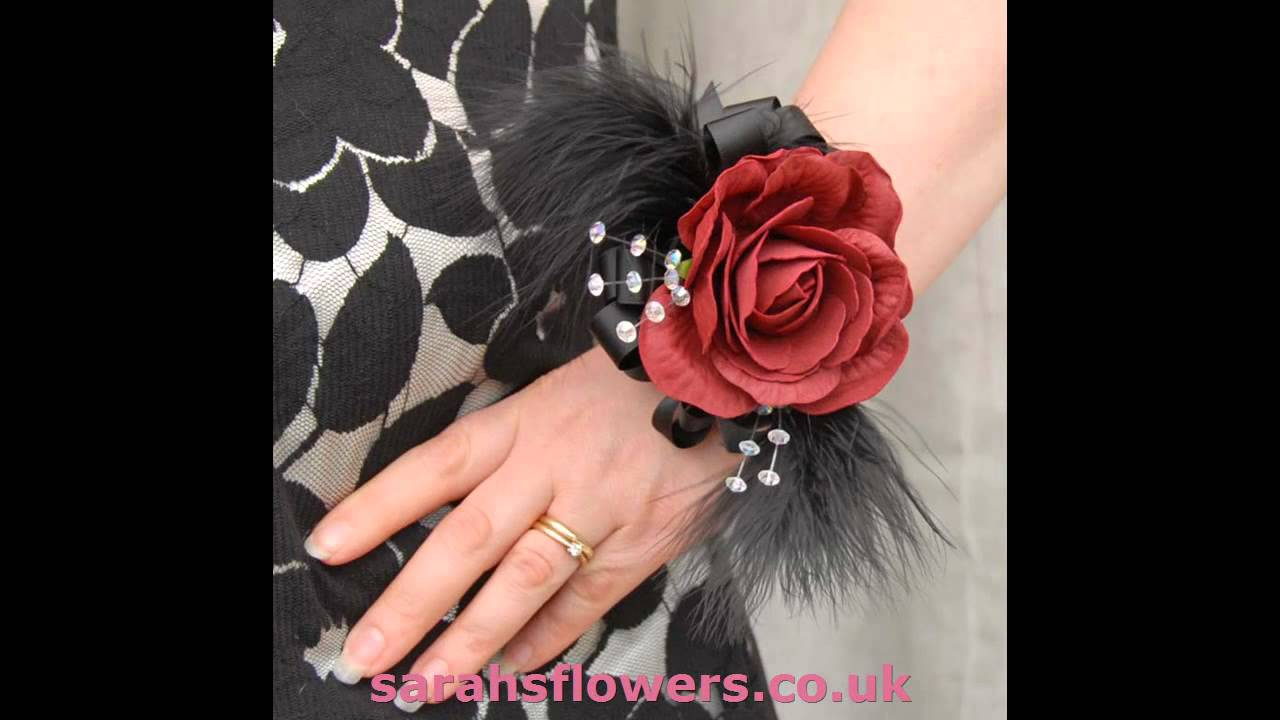 Stunning Hand Made Quality Artificial Wrist Corsages Choose