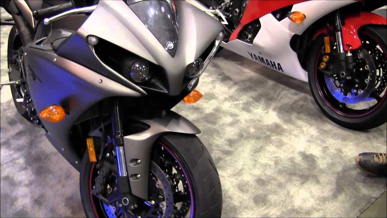 Yamaha R Motorbike