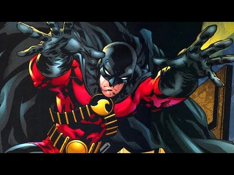 Superhero Origins: Red Robin