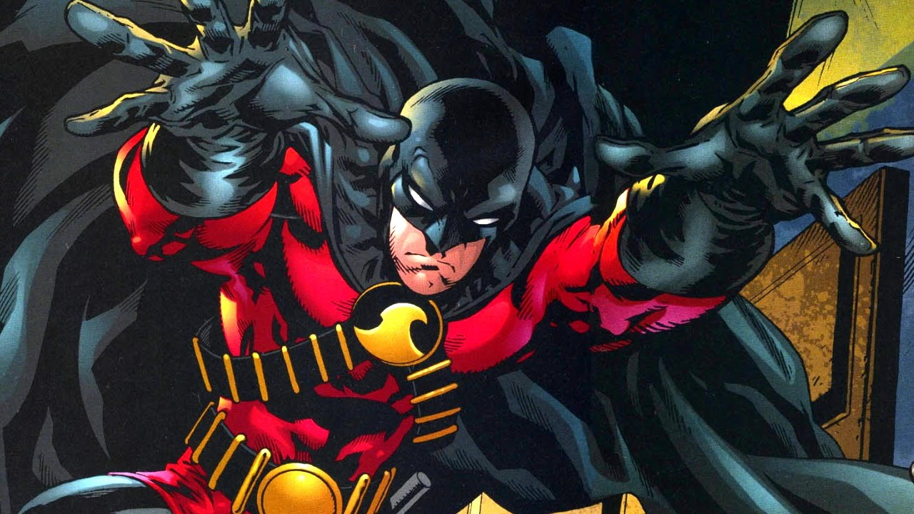 Superhero Origins: Red Robin - YouTube
