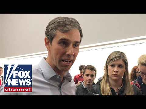 Beto O'Rouke hints at a 2020 presidential run