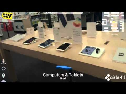 Aisle411 - Project Tango - Demo for Best Buy