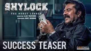 Shylock Success Teaser   Mammootty   Ajai Vasudev   Gopi Sundar   Goodwill Entertainments