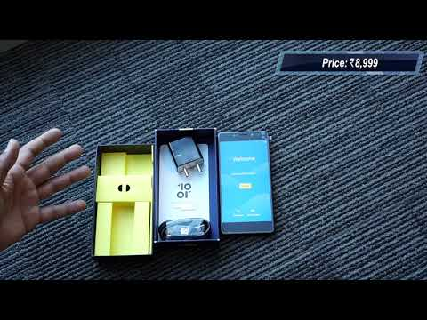 10.or E: Unboxing & First Look | Hands on | Price [Hindi-हिन्दी]
